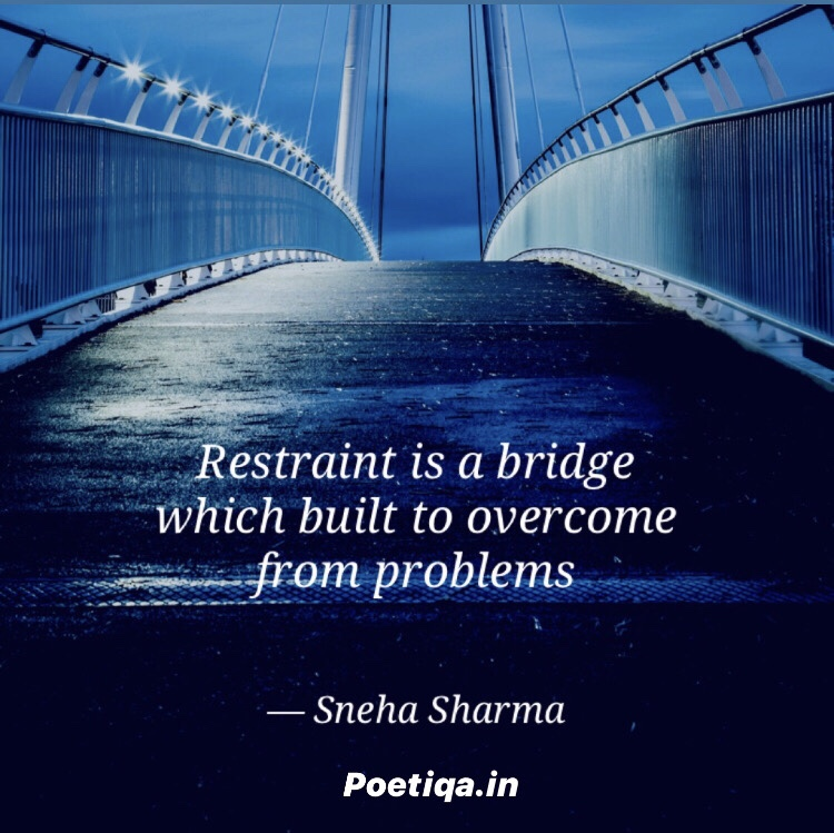 What is Restraint?